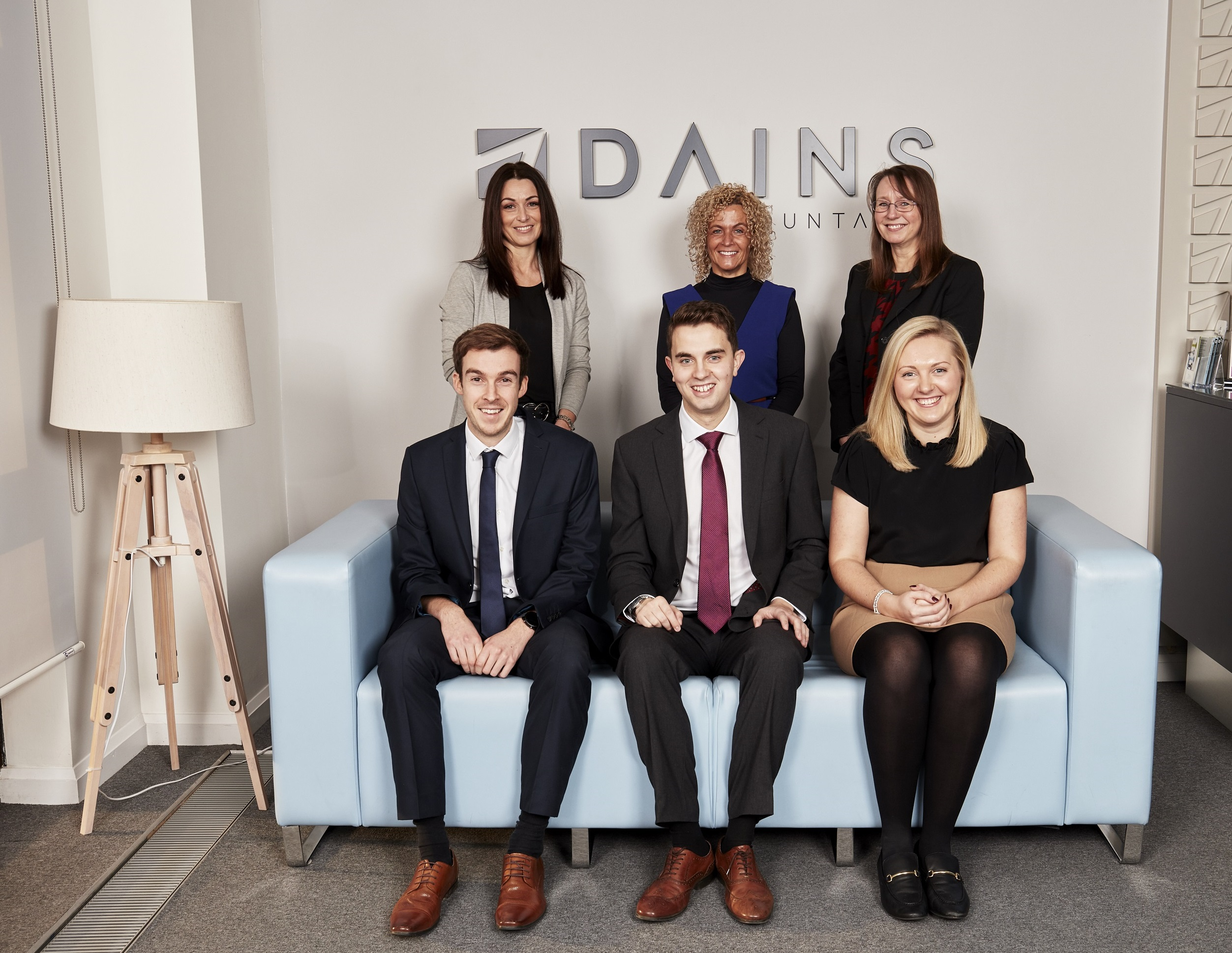 Staff have achieved new qualification to enhance their roles at Dains.